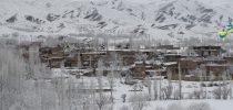 زمستان-روستای-طبس-سبزوار